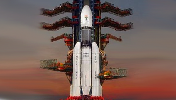 Chandrayaan-2 van India